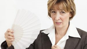 Hot flushes and menopause